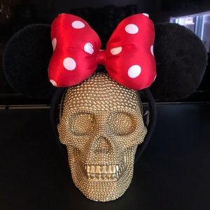 Official Disney Parks Classic Minnie Mouse Ears